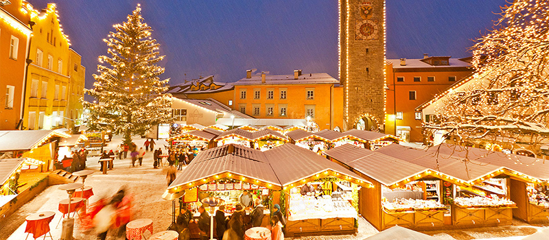Christmas markets south tyrol