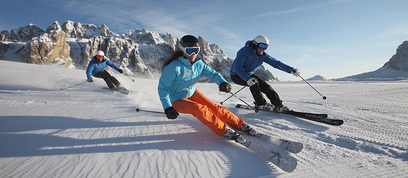 sella ronda ski tour
