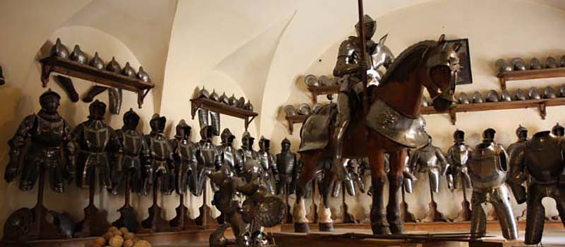 coira-castle-armory-collection