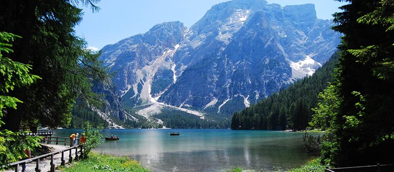 braies-lake