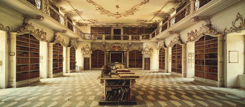 novacella-abbey-library