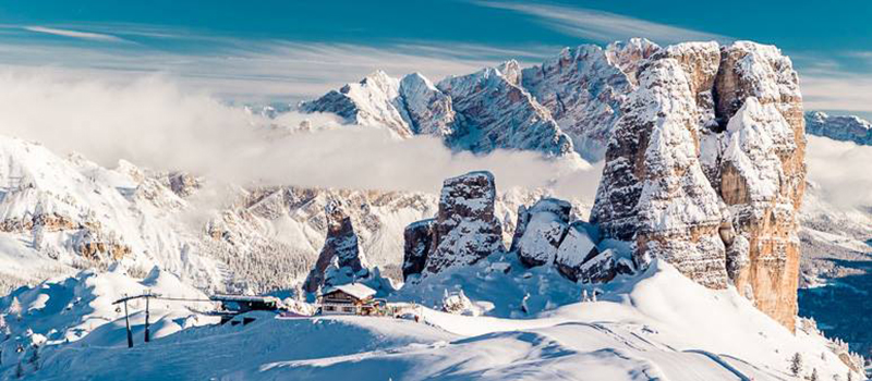 eastern-dolomites-five-towers-cortinadampezzo-winter